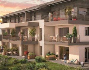 Achat / Vente immobilier neuf Contamine-sur-Arve proche Annemasse (74130) - Réf. 2134