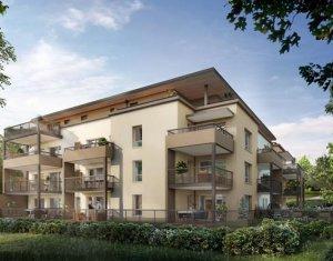 Achat / Vente immobilier neuf Contamines-sur-Arve quartier résidentiel (74130) - Réf. 2447