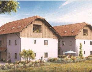 Achat / Vente immobilier neuf Cornier quartier le lieu-dit Moussy (74800) - Réf. 3377