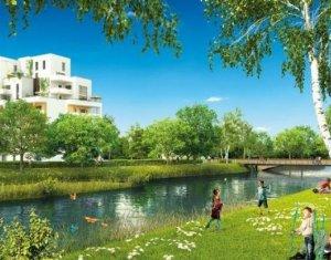 Achat / Vente immobilier neuf Cran-Gevrier éco-quartier (74960) - Réf. 120