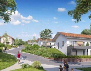 Achat / Vente immobilier neuf Crozet à moins de 30min de Genève (01170) - Réf. 5832
