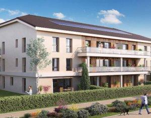 Achat / Vente immobilier neuf Crozet proche commerces (01170) - Réf. 3101