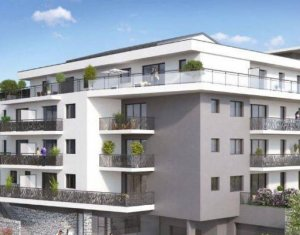 Achat / Vente immobilier neuf Cruseilles à 500 mètres du centre-ville (74350) - Réf. 5557