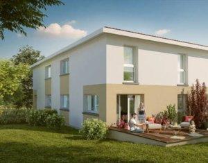 Achat / Vente immobilier neuf Cruseilles proche centre-ville (74350) - Réf. 2878