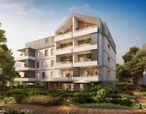 Achat / Vente immobilier neuf Cruseilles proche hyper centre (74350) - Réf. 5042