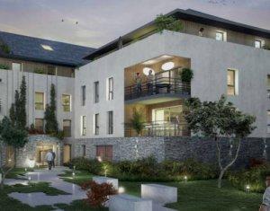 Achat / Vente immobilier neuf Divonne-les-Bains cœur de ville (01220) - Réf. 3999