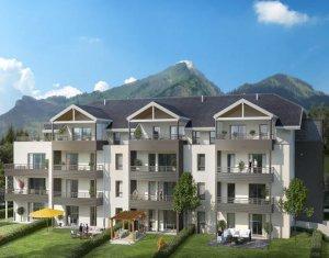 Achat / Vente immobilier neuf Divonne-les-Bains proche centre-ville (01220) - Réf. 3575