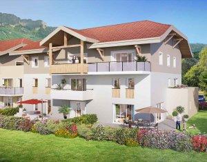 Achat / Vente immobilier neuf Doussard au centre-ville (74210) - Réf. 2255