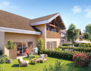 Achat / Vente immobilier neuf Doussard au sud du Lac d'Annecy (74210) - Réf. 5176