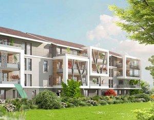 Achat / Vente immobilier neuf Douvaine proche du centre-bourg (74140) - Réf. 1764