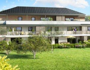 Achat / Vente immobilier neuf Eteaux cœur de village (74800) - Réf. 928