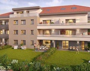 Achat / Vente immobilier neuf Eteaux proche de la Roche sur Foron (74800) - Réf. 2280