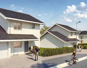 Achat / Vente immobilier neuf Etercy proche Annecy (74150) - Réf. 1003