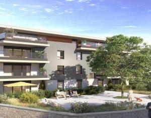 Achat / Vente immobilier neuf Etrembières à moins de 20min du Jet d'Eau (74100) - Réf. 5762