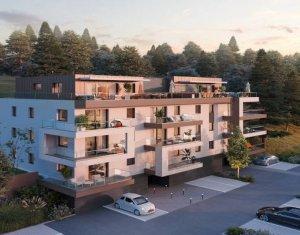 Achat / Vente immobilier neuf Évian-les-Bains vue sur le lac (74500) - Réf. 6066