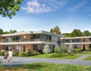 Achat / Vente immobilier neuf Excenevex cœur centre-ville (74140) - Réf. 3661
