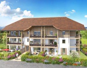Achat / Vente immobilier neuf Faucigny à 22 minutes de Genève (74130) - Réf. 2731