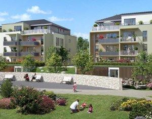 Achat / Vente immobilier neuf FERNEY VOLTAIRE limitrophe Genève (01210) - Réf. 2087