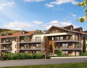 Achat / Vente immobilier neuf Fillinges proche Genève (74250) - Réf. 893