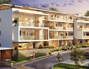 Achat / Vente immobilier neuf Gex proche centre-ville et commodités (01170) - Réf. 1420