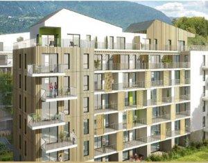 Achat / Vente immobilier neuf Gex proche cœur de ville (01170) - Réf. 2946