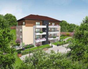 Achat / Vente immobilier neuf Gex proche école primaire (01170) - Réf. 1077