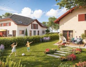 Achat / Vente immobilier neuf Hauteville-sur-Fier proche Rumilly (74150) - Réf. 3635
