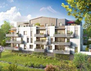 Achat / Vente immobilier neuf Jacob Bellecombette dans un envrionnement naturel (73000) - Réf. 2806