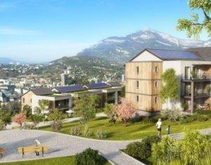 Achat / Vente immobilier neuf Jacob-Bellecombette quartier Chataigneraies TVA réduite (73000) - Réf. 100