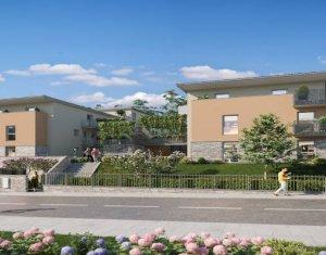 Achat / Vente immobilier neuf Jassans-Riottier à 10 minutes de la gare (01480) - Réf. 4348