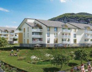Achat / Vente immobilier neuf La Balme de Sillingy au pied de la Mandallaz (74330) - Réf. 4388