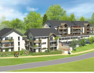 Achat / Vente immobilier neuf La Balme-de-Sillingy proche centre (74330) - Réf. 5103