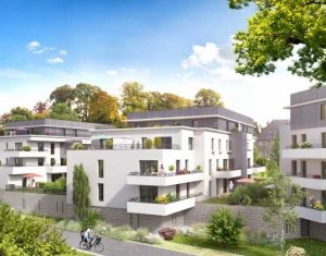 Achat / Vente immobilier neuf La Ravoire proche proche parc du château (73490) - Réf. 2805