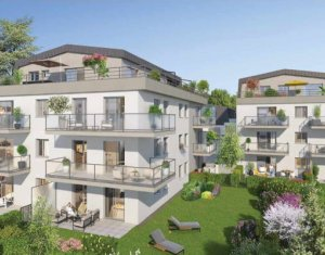 Achat / Vente immobilier neuf La Roche-sur-Foron lisière centre-ville (74800) - Réf. 5022