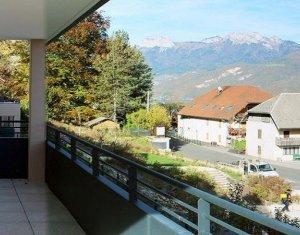 Achat / Vente immobilier neuf Lathuile vue imprenable sur les montagnes (74210) - Réf. 1492