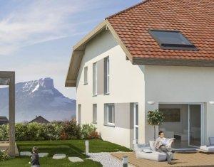 Achat / Vente immobilier neuf Les Manches au pied du Mont Granier (73800) - Réf. 1399