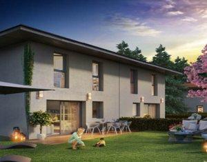 Achat / Vente immobilier neuf Loisin coeur site naturel (74140) - Réf. 2919