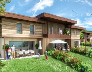 Achat / Vente immobilier neuf Lucinges proche d'Annemasse (74380) - Réf. 2762