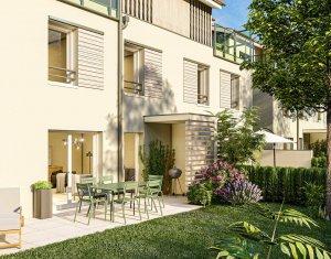Achat / Vente immobilier neuf Marnaz entre le centre-bourg et les rives de l'Arve (74460) - Réf. 6163