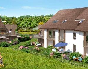 Achat / Vente immobilier neuf Maxilly-sur-Léman centre-ville (74500) - Réf. 1100