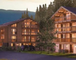 Achat / Vente immobilier neuf Megève à l'entrée du village (74120) - Réf. 4370