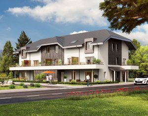 Achat / Vente immobilier neuf Mercury proche Mairie (73200) - Réf. 169