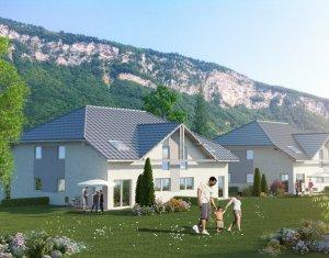 Achat / Vente immobilier neuf Méry Hameau des Jacquiers (73420) - Réf. 1236