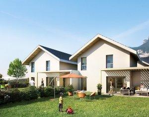 Achat / Vente immobilier neuf Méry proche Aix-les-Bains (73420) - Réf. 4511