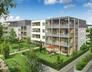 Achat / Vente immobilier neuf Metz-Tessy au nord-ouest Annecy (74370) - Réf. 3954