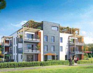 Achat / Vente immobilier neuf Metz-Tessy coeur de village (74370) - Réf. 1127