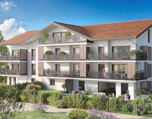 Achat / Vente immobilier neuf Metz-Tessy proche Grand Epagny (74330) - Réf. 5471