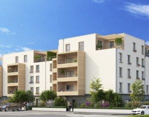 Achat / Vente immobilier neuf Meximieux cœur de ville (01800) - Réf. 2521
