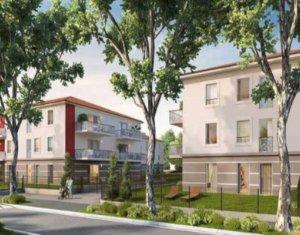 Achat / Vente immobilier neuf Miribel hameau des Echets (01700) - Réf. 3495