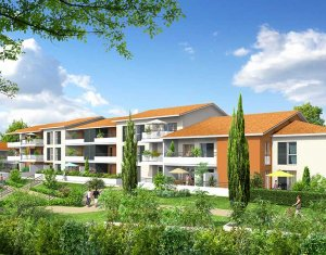 Achat / Vente immobilier neuf Miribel proche gare (01700) - Réf. 991